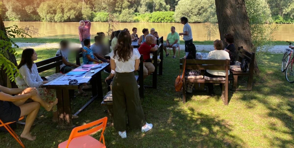 Inicijalni susret s udomiteljima u Međimurskoj županiji