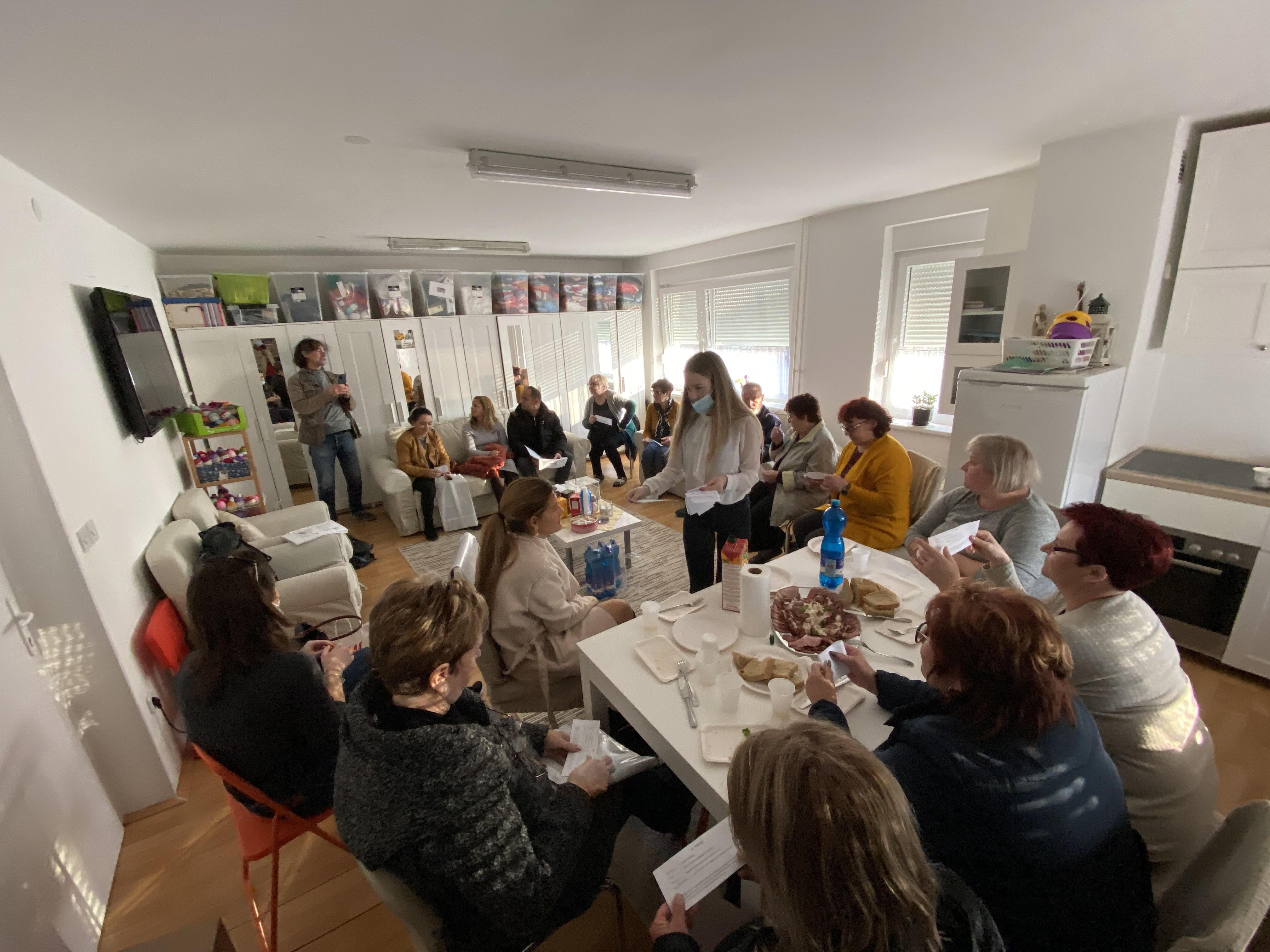 Okrugli stol i popratne aktivnosti s djecom i mladima u Međimurju